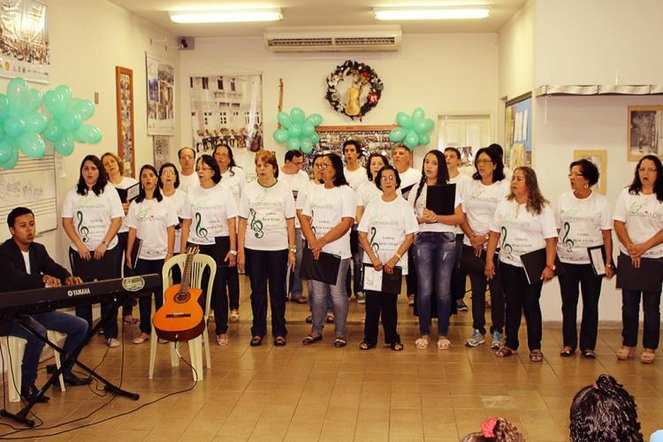 11/08/2015 – Encerramento das Atividades do Ponto de Cultura – João Neiva/ES