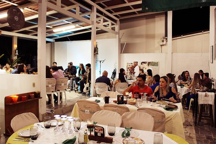 """01/08/2015 – XI Mostra de Cultura e Agroturismo """"Demétrio Ribeiro Itália Mia"""" – João Neiva/ES"""