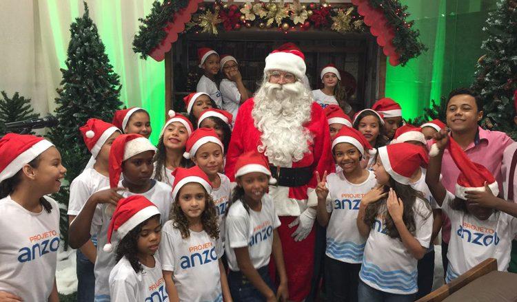 25/11/2016 – Cantata de Natal no Shopping Oriundi, Aracruz/ES
