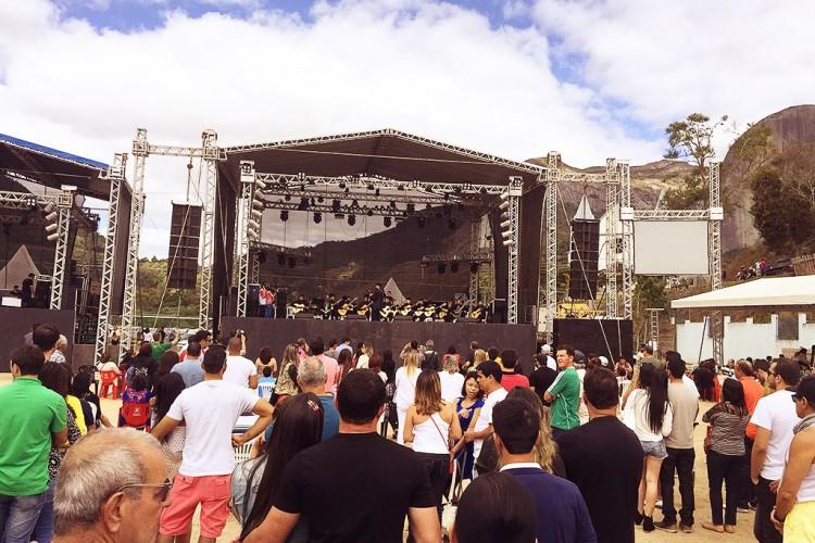 02/08/2015 – 28ª Festa do Morango – Domingos Martins/ES